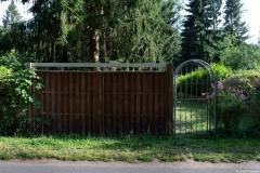 hippixs.de: Vorsicht! Gartenglück. - Eine Serie über Kleingartentore.